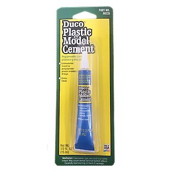 Duco Plastic and Model Cement - 0.5 oz - 90225
