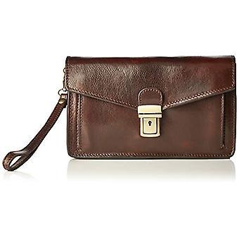All-Fashion Hair Cbc18100agf22 Unisex Adult Brown Hand Bag (Moor's Head) 7x15x25 cm (W x H x L)