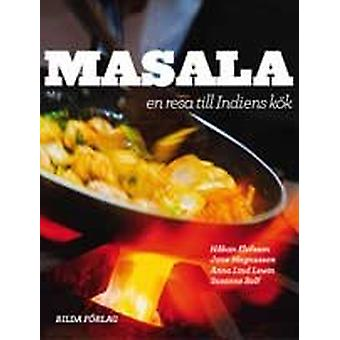 Masala: een reis naar India's Kitchen 9789157480217