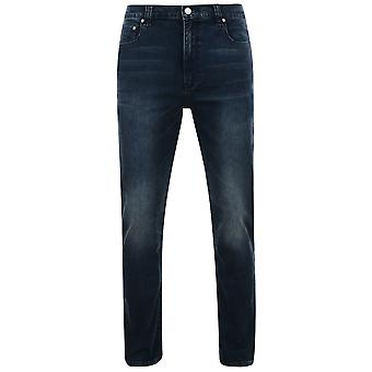 Kam Jeanswear Mens Aron Tall Fit Stretch Jeans