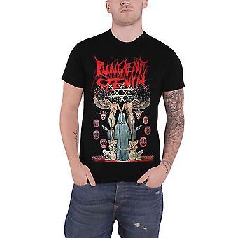 Pungent Stench T Shirt Smut Kingdom 2  Band Logo new Official Mens Black