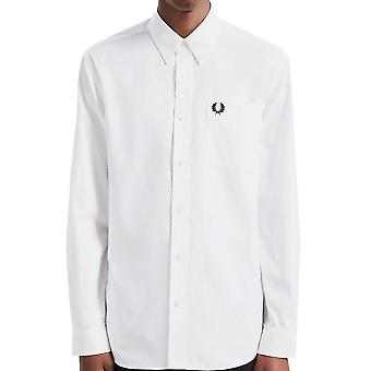 Fred Perry Oxford Camisa M7550