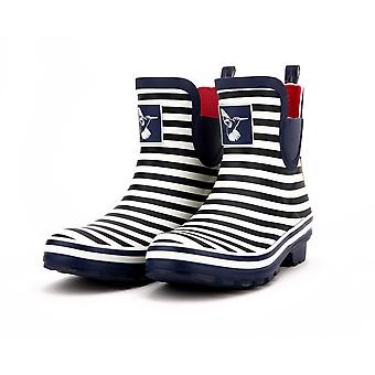 Evercreatures Womens Ankle Wellies - Bristol Meadow