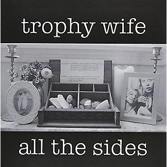 Trophy Wife - All the Sides [CD] USA import