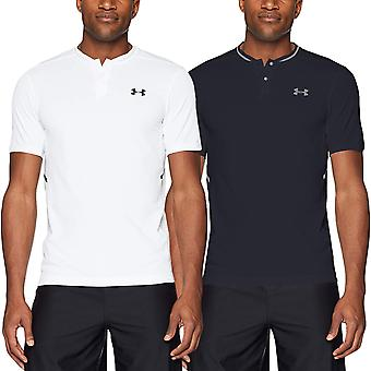 Under Armour mens Forge korte mouw sport Gym actieve opleiding Polo shirt top