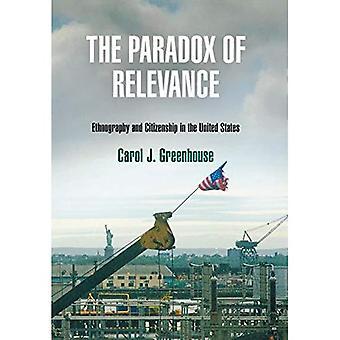 La paradoja de la relevancia: Etnografía y la ciudadanía en los Estados Unidos