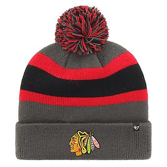 47 Marka Knit Winter Hat - BREAKAWAY Chicago Blackhawks