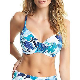 Capri Full Cup Bikini Top