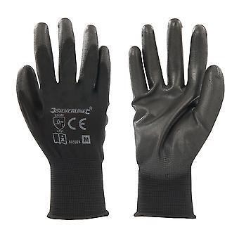 Zwarte Palm handschoenen-M 9