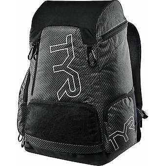 TYR Alliance team Carbon Print ryggsäck-45L-svart
