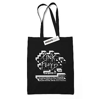 Pink Floyd Another Brick In The Wall Tote Bag