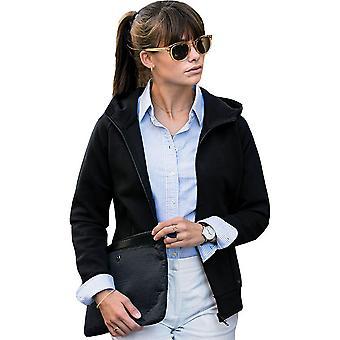 Nimbus Womens Hampton Hooded ful zip casual Sweatshirt