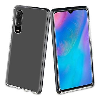 Hull For Huawei P30 Reinforced Tiger Case Soft Shock