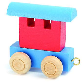 Legler Wagon Train Lyrics Red & Blue (Babies and Children , Toys , Preschool , Vehicles)