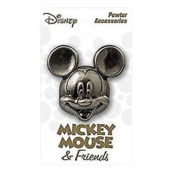 Pin - Disney - Mickey Gang - Mickey Mouse Pewter Lapel New Toys Licensed 85136