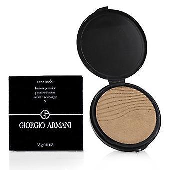 Giorgio Armani Neo Nude Fusion Powder Refill - 9 3.5g/0.12oz