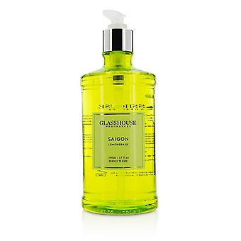 Glasshouse Hand Wash - Saigon (Lemongrass) 500ml/17oz
