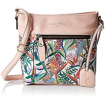 Laura Vita 2587 - Orange Women's Shoulder Bags (Crl) 8.0x25.5x26.5 cm (W x H L)