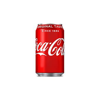 Coca Cola Classic Gb -( 237 Ml X 6 Cans )