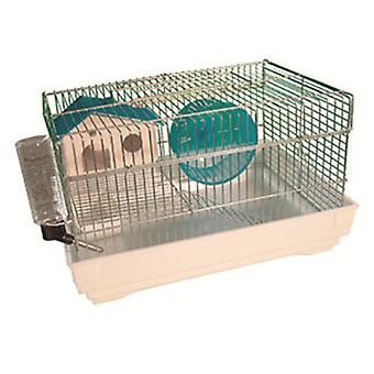 Arquivet Cages Ibiza 39,5X29,5X22,5Cm (Small pets , Cages and Parks)