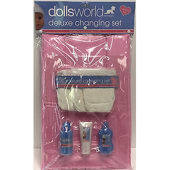 Dolls World Dolls Deluxe Changing Set