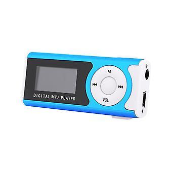 MP3-soitin ja kaiutin järjestelmä