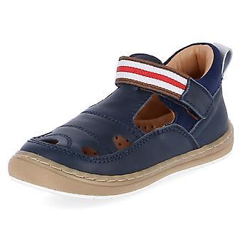 Bisgaard Claes 712391201402NAVY universal summer infants shoes