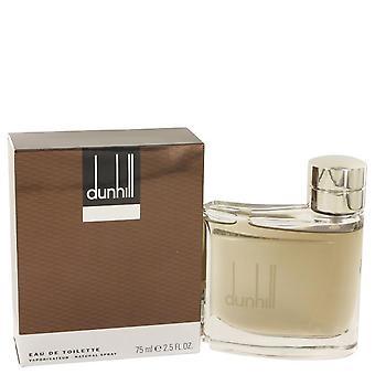 Homem de Dunhill Eau De Toilette Spray por Alfred Dunhill 2,5 oz Eau De Toilette Spray