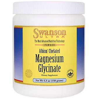Swanson Albion Chelated Magnesium Glycinate Powder 150 gr