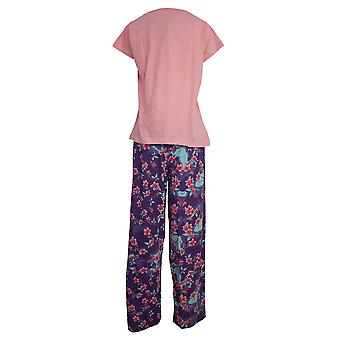 Chic-A-Mo Womens/Ladies Floral Pyjama Set