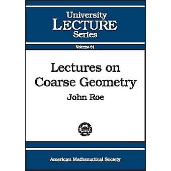 Lectures on Coarse Geometry - 9780821833322 Book