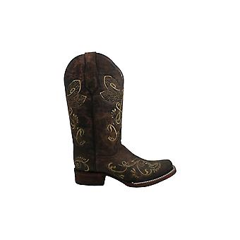 Soto Boots Longhorn Women's Fashion Cowgirl Boots M50029