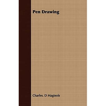 Pen Drawing by Maginnis & Charles. D