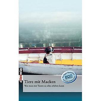 Tiere mit Macken by BoD Norderstedt und die BergedorferZeit