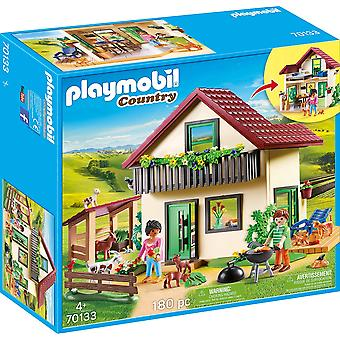 Playmobil 70133 Country Modern Farmhouse 180PC Playset