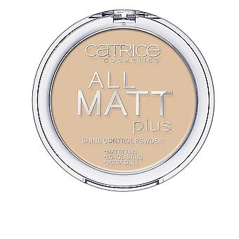 Catrice All Matt Plus Shine Control Powder #030-warm Beige 10 Gr Pour les femmes