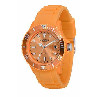 Unisex Watch Madison U4167-22 (40 mm)