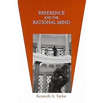 Reference and the Rational Mind by Taylor - 9781575864327 Book
