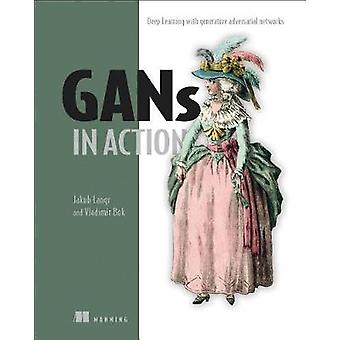 GANs in Action by Jakub Langr - 9781617295560 Book