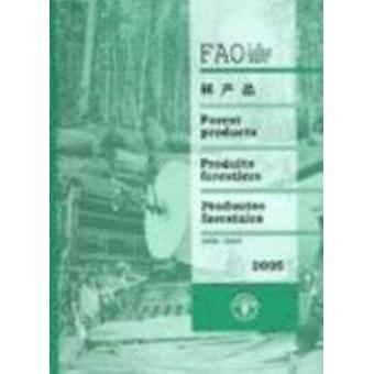 FAO Yearbook [of] Forest Products 2005 - 2001-2005 (59th Revised edit