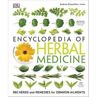 Encyclopedia of Herbal Medicine by Andrew Chevallier - 9780241229446