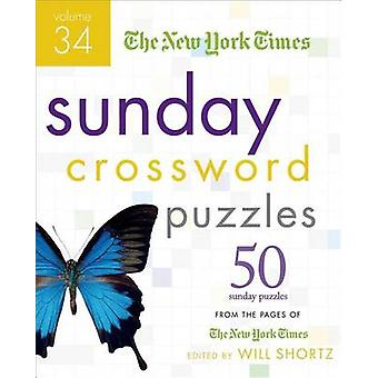 The New York Times Sunday Crossword Puzzles - 50 Sunday Puzzles from t