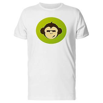 Funny Monkey Face Tee homme-Image de Shutterstock