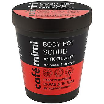 Cafe Mimi Anti-cellulite Body Scrub 280 gr