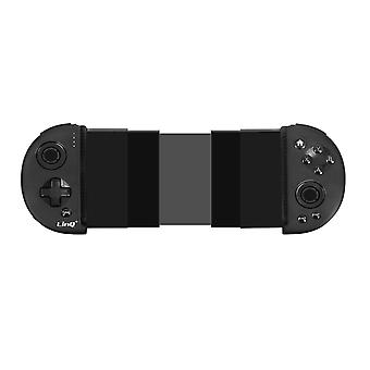 Bluetooth Extendable Gamepad Smartphone 6h Autonomy LinQ Black