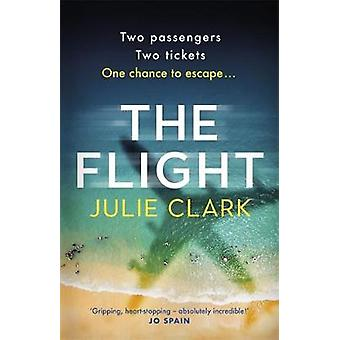 The Flight - Two passengers. Two tickets. One chance to escape. by Jul