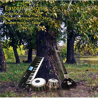 Eastern Visions - Eastern Visions [CD] Usa import