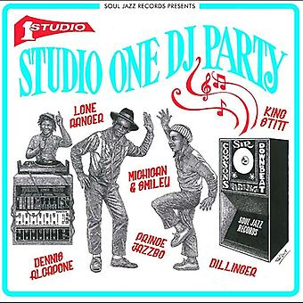 Soul Jazz Records Presents Studio One Dj Party [CD] USA import