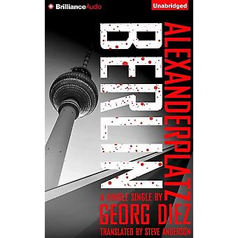 Lane, Christopher / Diez, Georg / Anderson, Steve - Berlin Alexanderplatz [CD] USA import