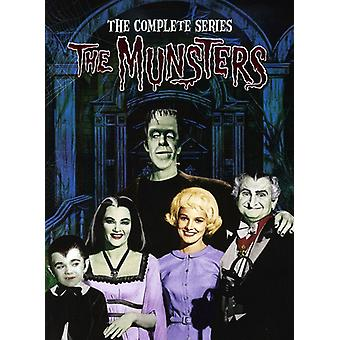 Munsters - Munsters: Complete Series [DVD] USA import